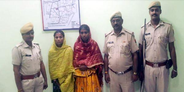 नब्बे लाख रुपये के आभूषण चोरी की वारदात का पर्दाफाश, एमपी की पारदी गैंग के नाबालिग के साथ दो महिलाएं गिरफ्तार