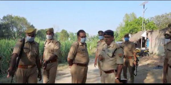 सीतापुर : रंजिश में युवक की गोली मारकर हत्या