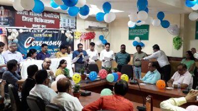 शासन के समक्ष रखा जाएगा पुरानी पेंशन बहाली का प्रस्ताव : डा. आरसी यादव