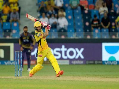 डु प्लेसिस ने आईपीएल में अपने सफल प्रदर्शन का श्रेय रुतुराज गायकवाड़ को दिया