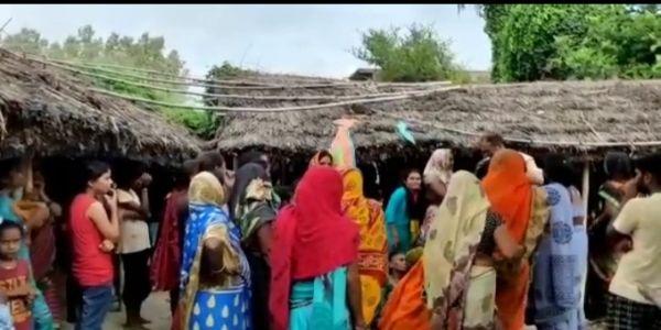 रामपुर जयसिंह गांव में युवक की हत्या, तीन लोगों के विरुद्ध परिजन ने दी तहरीर