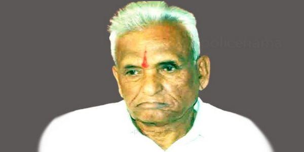 महाराष्ट्र : 11 बार विधायक रहे गणपतराव देशमुख का निधन