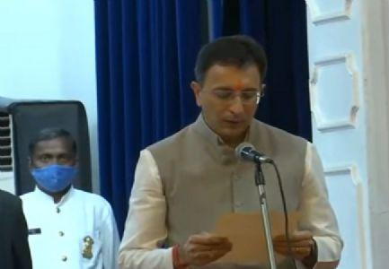 जितिन प्रसाद योगी सरकार में बने कैबिनेट मंत्री, छह अन्य विधायकों ने ली राज्य मंत्री पद की शपथ