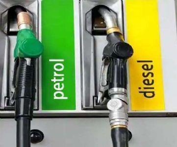 लगातार दूसरे दिन महंगा हुआ डीजल, पेट्रोल के भाव रहे स्थिर