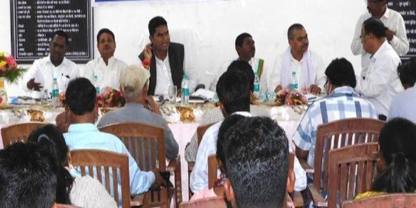 रायपुर : छग शाकम्भरी बोर्ड के अध्यक्ष ने उद्यानिकी विभाग के कार्यों की समीक्षा
